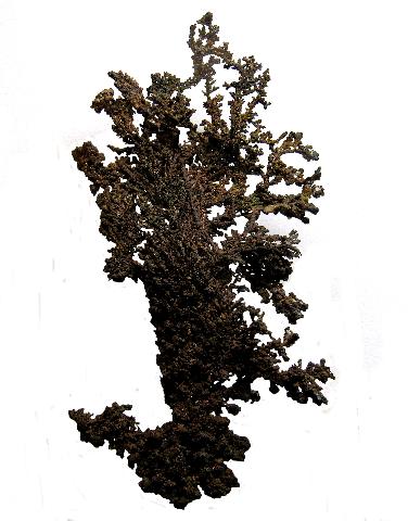 Copper & Cuprite, Ray Mine, Pinal Co., AZ