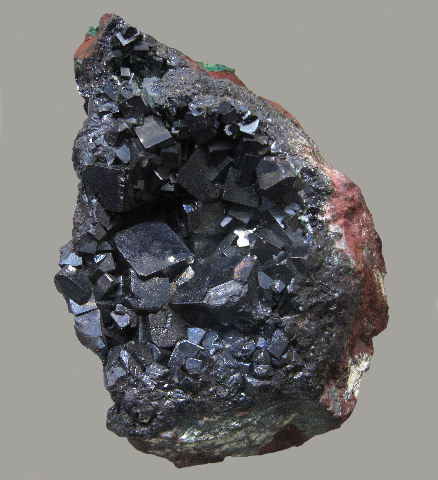Cuprite, Irish Mag Mine, Bisbee, Cochise Co., AZ