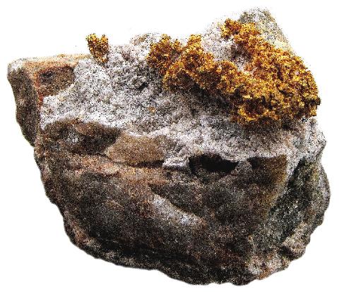 Gold, Yavapai Co., AZ