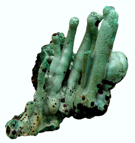 Malachite, Czar Mine, Bisbee, Cochise Co., AZ