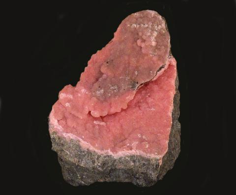 Rhodochrosite, Bisbee, Cochise Co., AZ