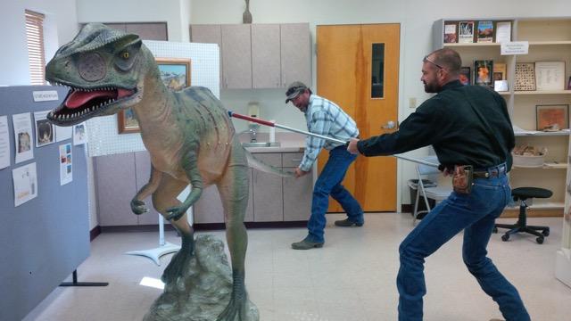 PGMS Dinosaur