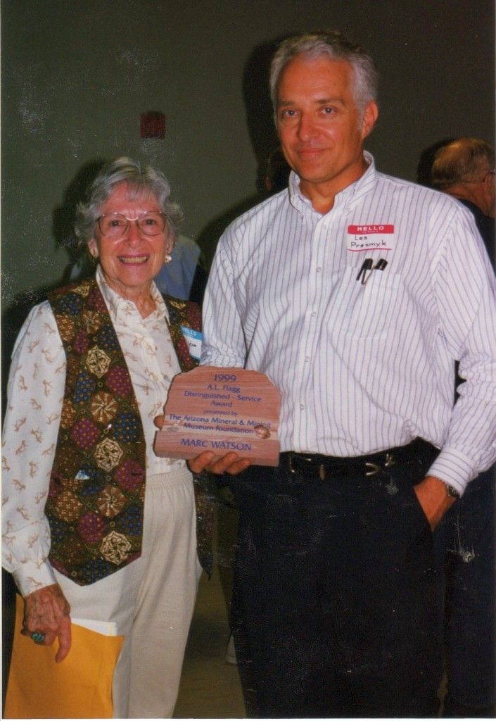 Flagg Award 1999